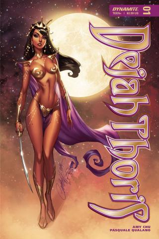 Dejah Thoris #1 (Campbell Cover)