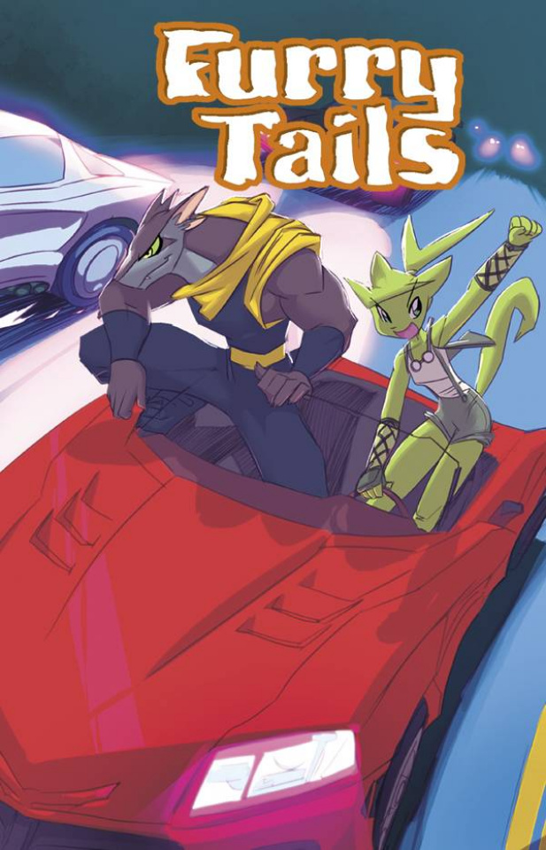 Furry Tails #1