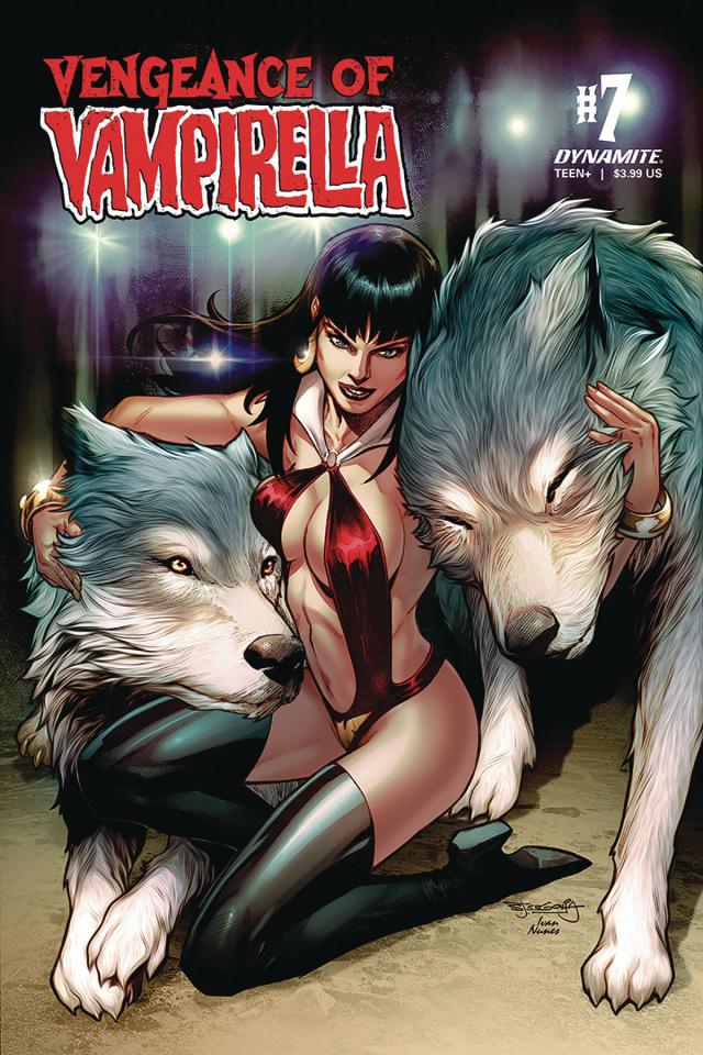 Vengeance of Vampirella #7 (Segovia Cover)