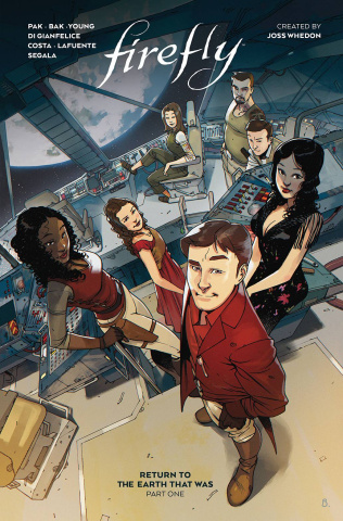 Firefly: Return to the Earth That Was Vol. 1