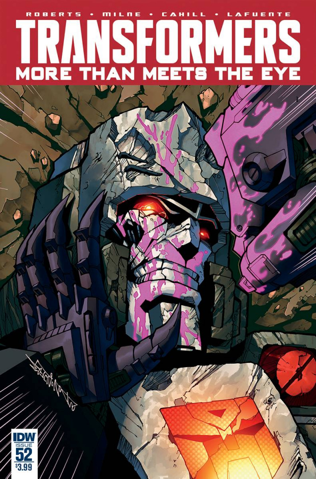 The Transformers: More Than Meets the Eye #52