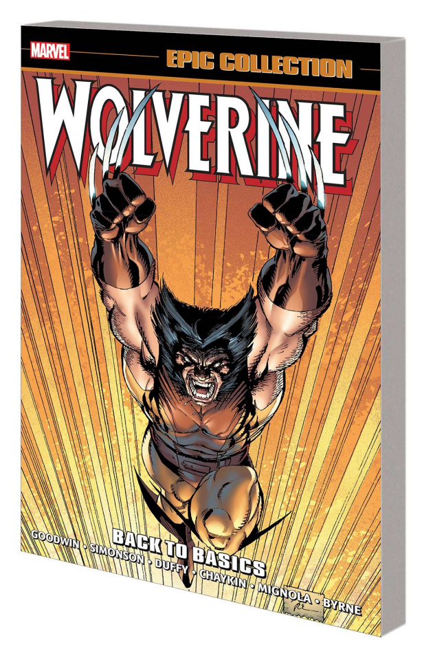 Wolverine: Back to Basics (Epic Collection)