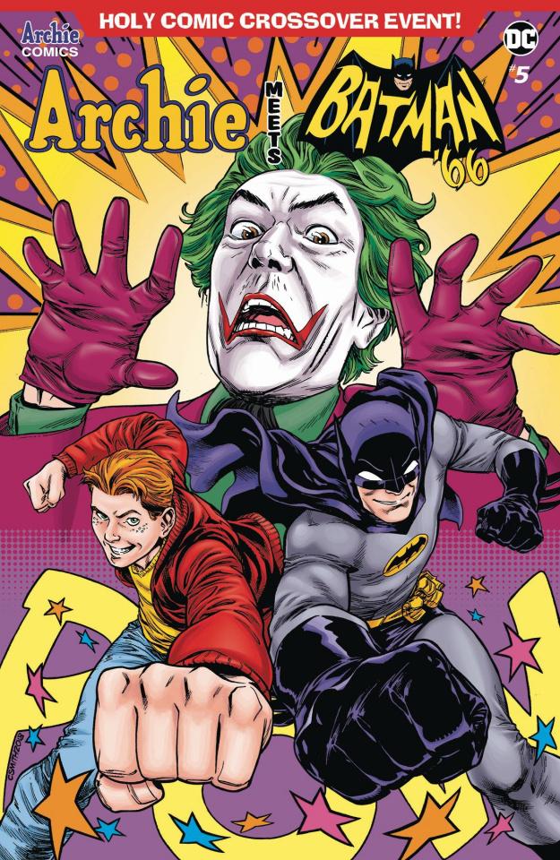 Archie Meets Batman '66 #5 (Smith Cover)