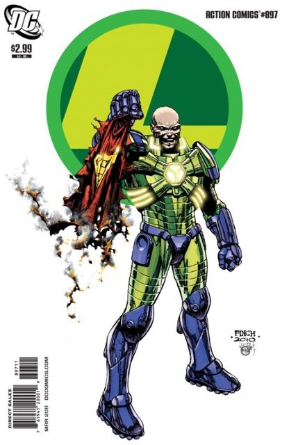 Action Comics #897