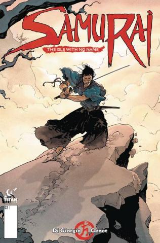 Samurai #2 (Genet Cover)
