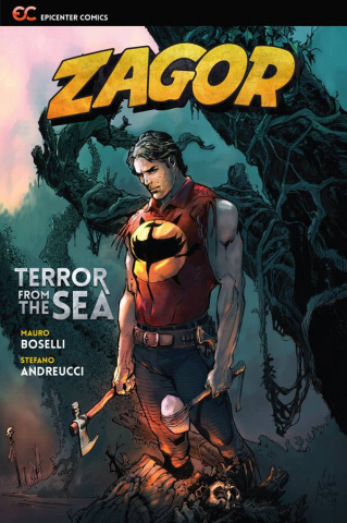 Zagor: Terror from the Sea