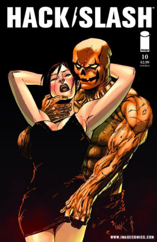 Hack/Slash #10 (Seeley & Englert Cover)
