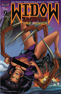 Widow Archives: The Series #2 (Nude Cover Edition)