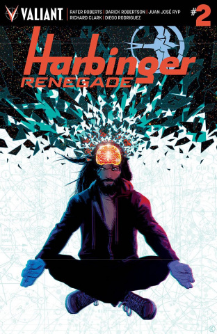 Harbinger: Renegade #2 (20 Copy Kano Cover)
