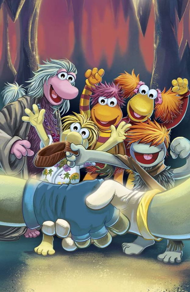 Fraggle Rock: The Journey to the Everspring #4