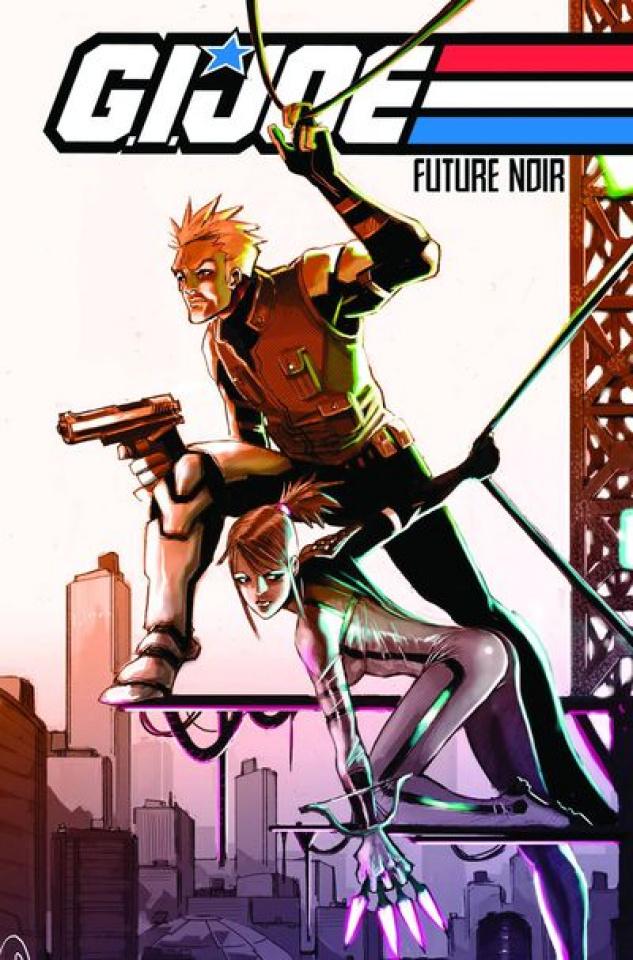 G.I. Joe: Future Noir Vol. 1