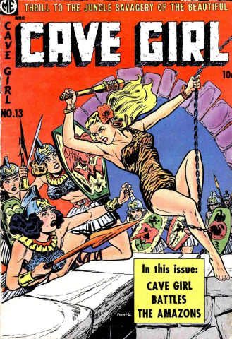 The Complete Cave Girl