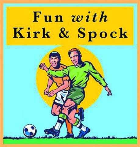 Fun With Kirk & Spock