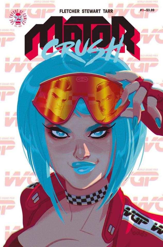 Motor Crush #9 (Tarr Cover)