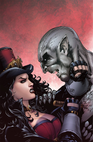 Grimm Fairy Tales: Hellchild #3 (Metcalf Cover)