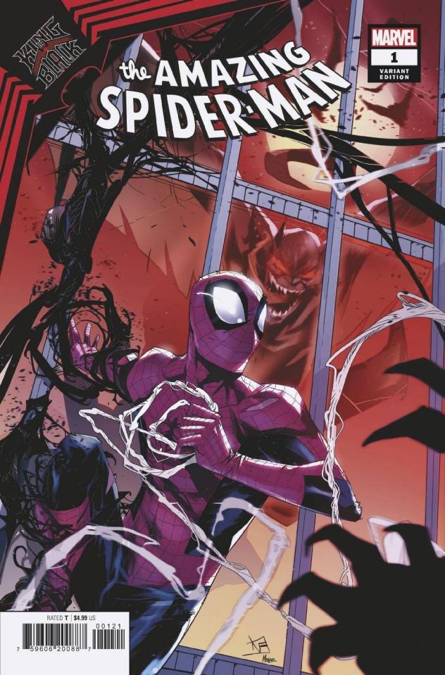 King in Black: Spider-Man #1 (Vincentini Cover)