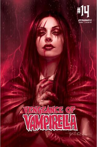 Vengeance of Vampirella #14 (30 Copy Parrillo Tint Cover)