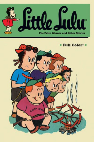 Little Lulu Vol. 28: The Prize Winner and Other Stories
