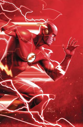 Flash #758 (Inhyuk Lee Cover)