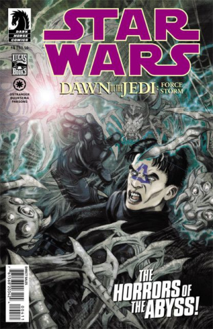 Star Wars: Dawn of the Jedi - Force Storm #4