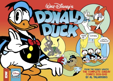 Walt Disney's Donald Duck: Sunday Newspaper Comics Vol. 1