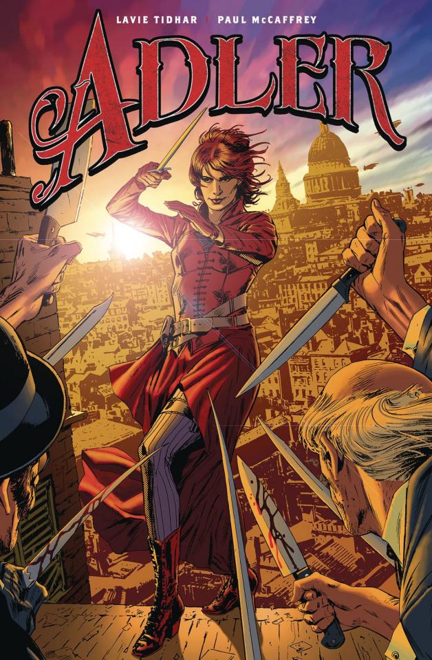 Adler #1 (Guice Cover)
