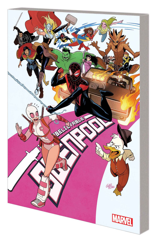 The Unbelievable Gwenpool Vol. 4: Beyond the Fourth Wall