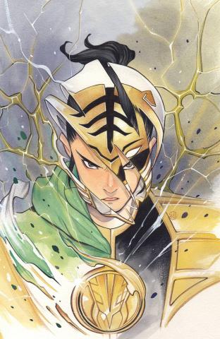 Mighty Morphin #2 (100 Copy Momoko Cover)