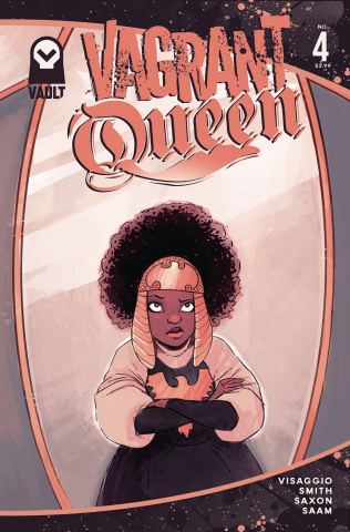 Vagrant Queen #4 (Alterici Cover)