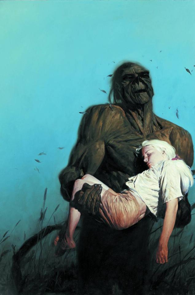 Swamp Thing by Brian K. Vaughn Vol. 1