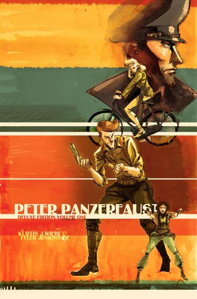 Peter Panzerfaust Vol. 1