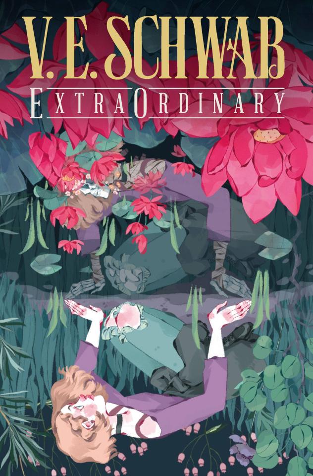 Extraordinary #3 (Mancini Cover)