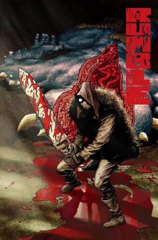 Rumble #6 (Bermejo Cover)