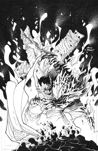 Dark Nights: Metal #3 (Kubert Cover)