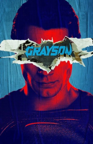 Grayson #18 (Polybag Edition)