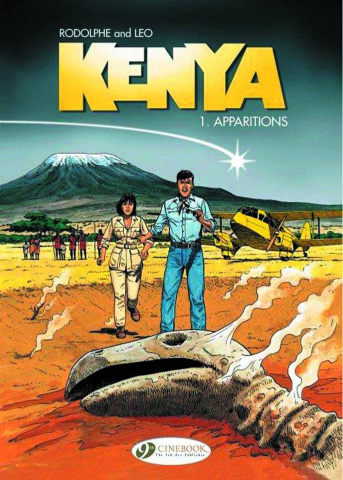Kenya Vol. 1: Apparitions