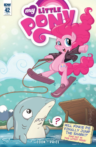 My Little Pony: Friendship Is Magic #42 (10 Copy Cover)