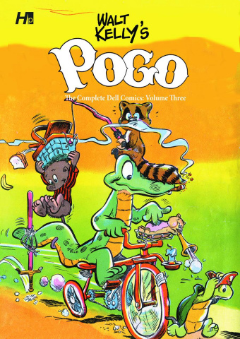 Pogo: The Complete Dell Comics Vol. 3