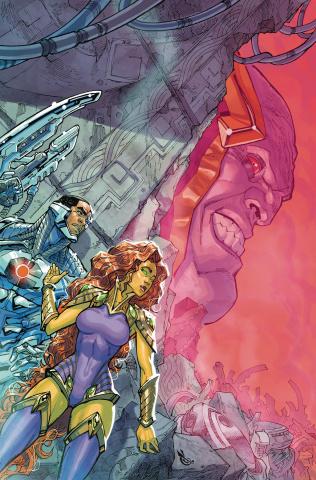 Justice League: Odyssey #11
