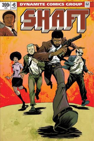 Shaft #6 (Cowan Cover)