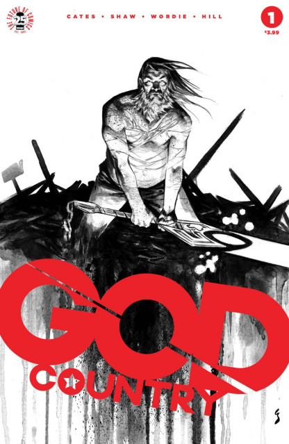 God Country #1 (4th Printing)