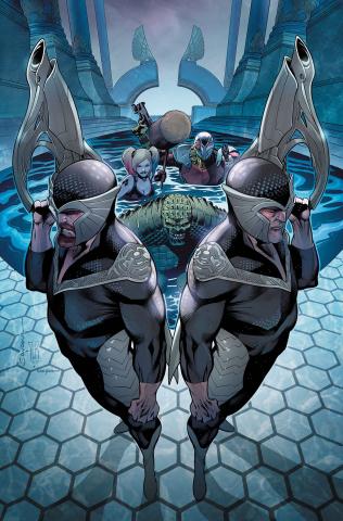 Suicide Squad #45: Sink Atlantis