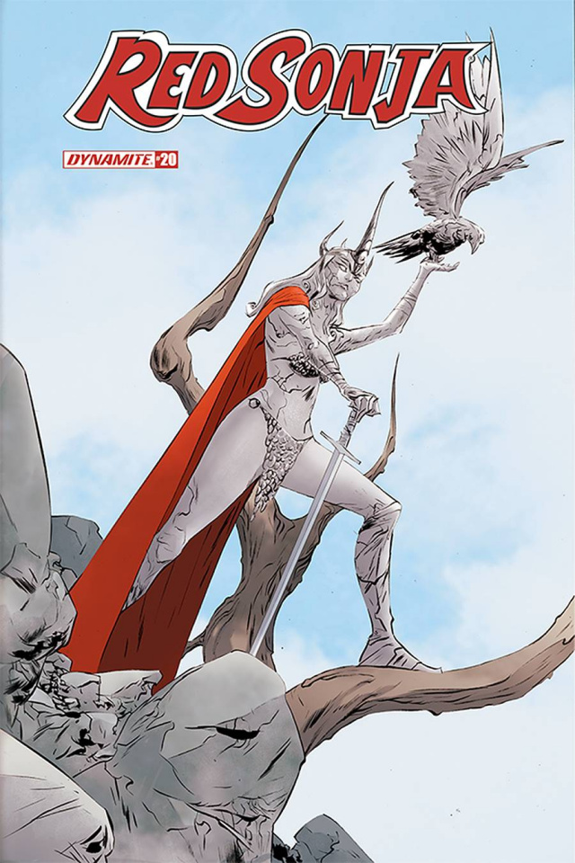 Red Sonja #20 (Lee Cover)