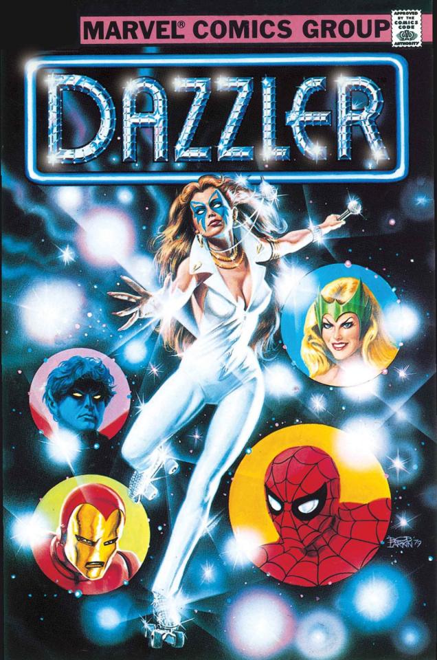 Dazzler #1 (Facsimile Edition)
