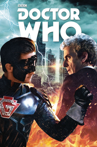 Doctor Who: The Twelfth Doctor - Ghost Stories #3 (Photo Cover)