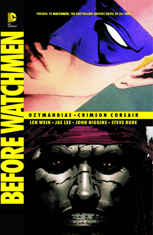 Before Watchmen: Ozymandias & Crimson Corsair