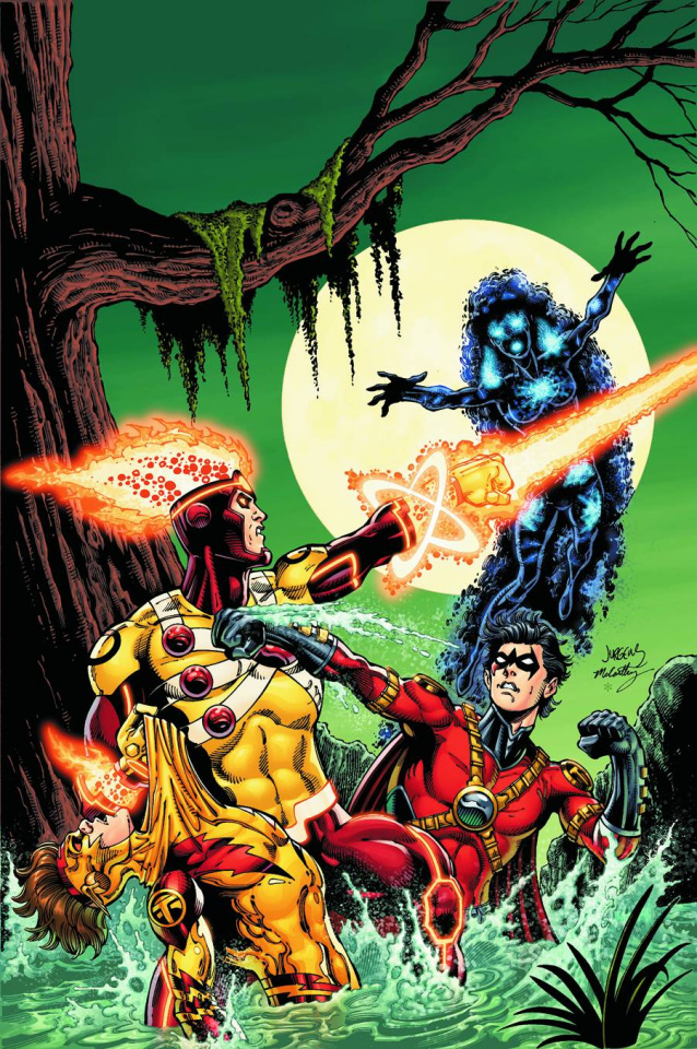 The Fury of Firestorm: The Nuclear Men #17