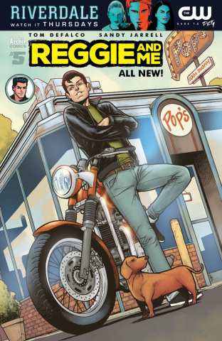 Reggie and Me #5 (Jim Towe Cover)