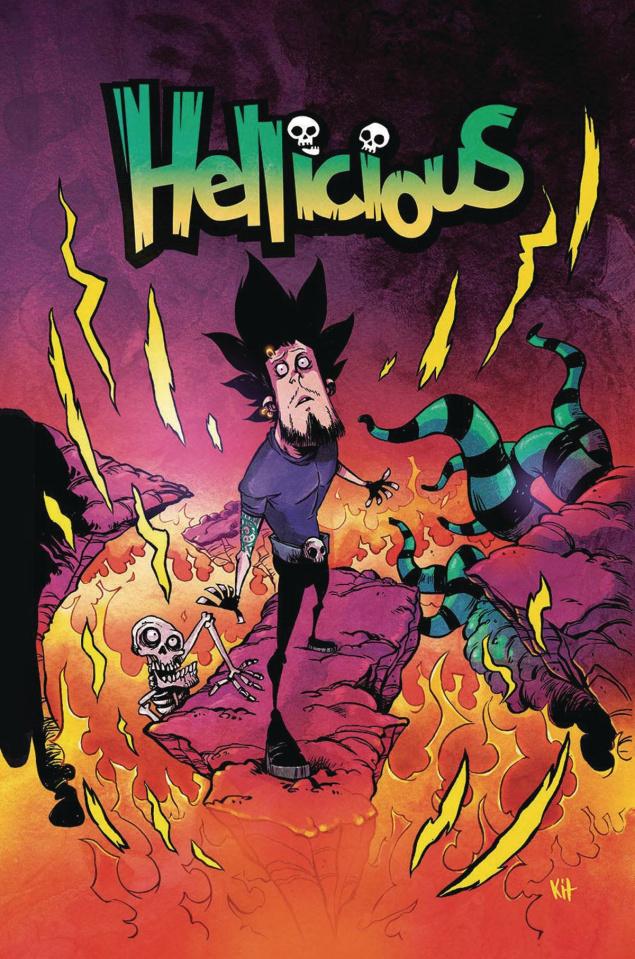 Hellicious Vol. 2