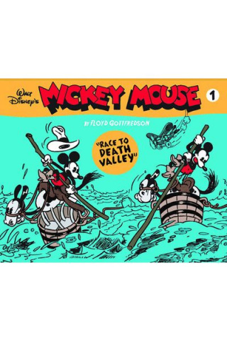 Walt Disney's Mickey Mouse Vol. 1: Death Valley